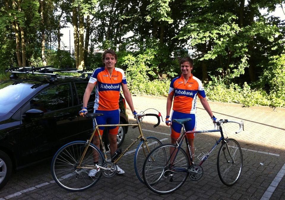 Op de fiets van Rotterdam naar Barcelona
