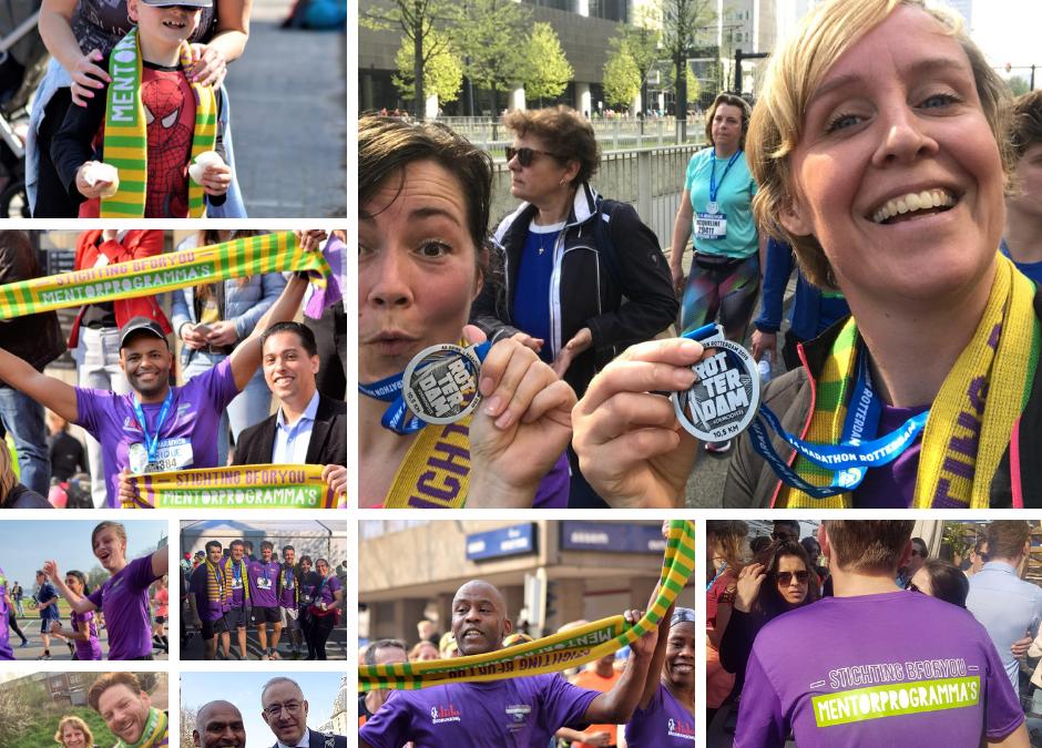 Marathon van Rotterdam: wij waren erbij!